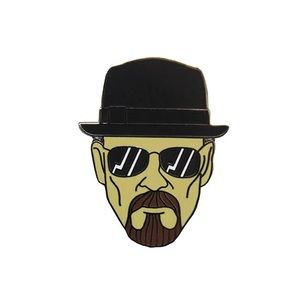 Jewelry - Breaking Bad Walter White Enamel Pin
